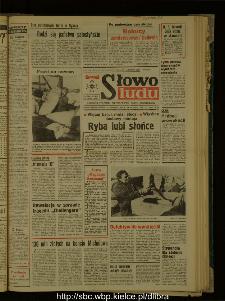 Słowo Ludu : dziennik Polskiej Zjednoczonej Partii Robotniczej, 1988 R.XXXIX, nr 265