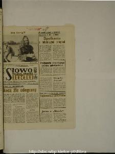 Słowo Ludu : dziennik Polskiej Zjednoczonej Partii Robotniczej, 1988 R.XXXIX, nr 266 (magazyn środowy)