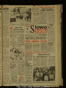 Słowo Ludu : dziennik Polskiej Zjednoczonej Partii Robotniczej, 1988 R.XXXIX, nr 271