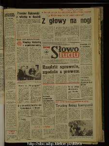 Słowo Ludu : dziennik Polskiej Zjednoczonej Partii Robotniczej, 1988 R.XXXIX, nr 273