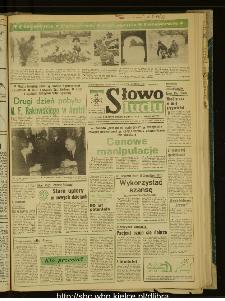Słowo Ludu : dziennik Polskiej Zjednoczonej Partii Robotniczej, 1988 R.XXXIX, nr 275