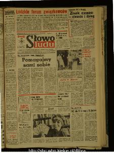 Słowo Ludu : dziennik Polskiej Zjednoczonej Partii Robotniczej, 1988 R.XXXIX, nr 276