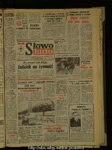 Słowo Ludu : dziennik Polskiej Zjednoczonej Partii Robotniczej, 1988 R.XXXIX, nr 277