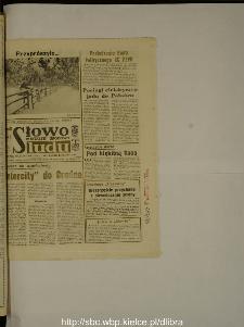 Słowo Ludu : dziennik Polskiej Zjednoczonej Partii Robotniczej, 1988 R.XXXIX, nr 278 (magazyn środowy)