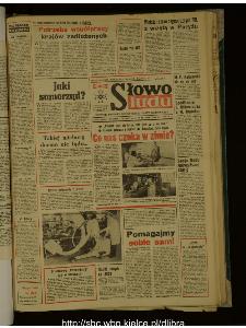 Słowo Ludu : dziennik Polskiej Zjednoczonej Partii Robotniczej, 1988 R.XXXIX, nr 279