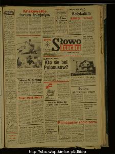 Słowo Ludu : dziennik Polskiej Zjednoczonej Partii Robotniczej, 1988 R.XXXIX, nr 282
