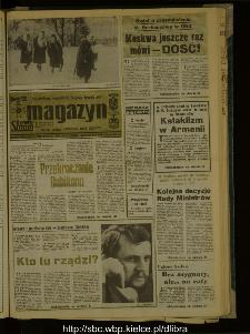 Słowo Ludu : dziennik Polskiej Zjednoczonej Partii Robotniczej, 1988 R.XXXIX, nr 286 (magazyn)