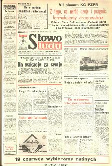 Słowo Ludu : dziennik Polskiej Zjednoczonej Partii Robotniczej, 1988 R.XXXIX, nr 137