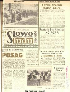 Słowo Ludu : dziennik Polskiej Zjednoczonej Partii Robotniczej, 1988 R.XXXIX, nr 150 (magazyn środowy)