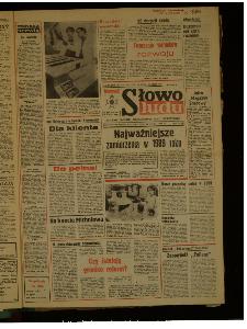 Słowo Ludu : dziennik Polskiej Zjednoczonej Partii Robotniczej, 1989 R.XL, nr 2