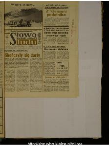 Słowo Ludu : dziennik Polskiej Zjednoczonej Partii Robotniczej, 1989 R.XL, nr 3 (magazyn środowy)