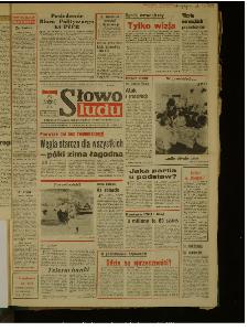 Słowo Ludu : dziennik Polskiej Zjednoczonej Partii Robotniczej, 1989 R.XL, nr 4