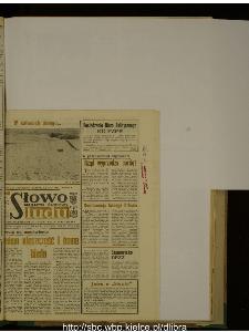 Słowo Ludu : dziennik Polskiej Zjednoczonej Partii Robotniczej, 1989 R.XL, nr 9 (magazyn środowy)