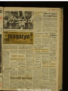 Słowo Ludu : dziennik Polskiej Zjednoczonej Partii Robotniczej, 1989 R.XL, nr 11 (magazyn)