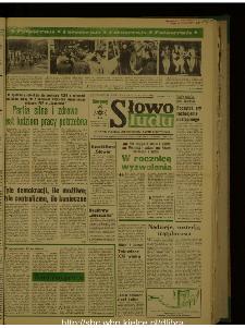 Słowo Ludu : dziennik Polskiej Zjednoczonej Partii Robotniczej, 1989 R.XL, nr 12
