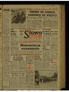Słowo Ludu : dziennik Polskiej Zjednoczonej Partii Robotniczej, 1989 R.XL, nr 14