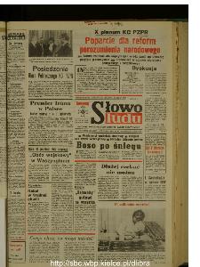 Słowo Ludu : dziennik Polskiej Zjednoczonej Partii Robotniczej, 1989 R.XL, nr 16