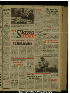 Słowo Ludu : dziennik Polskiej Zjednoczonej Partii Robotniczej, 1989 R.XL, nr 19