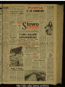 Słowo Ludu : dziennik Polskiej Zjednoczonej Partii Robotniczej, 1989 R.XL, nr 20