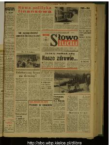 Słowo Ludu : dziennik Polskiej Zjednoczonej Partii Robotniczej, 1989 R.XL, nr 22