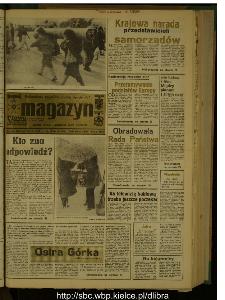 Słowo Ludu : dziennik Polskiej Zjednoczonej Partii Robotniczej, 1989 R.XL, nr 23 (magazyn)