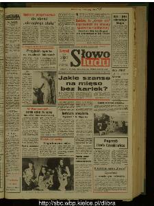 Słowo Ludu : dziennik Polskiej Zjednoczonej Partii Robotniczej, 1989 R.XL, nr 25