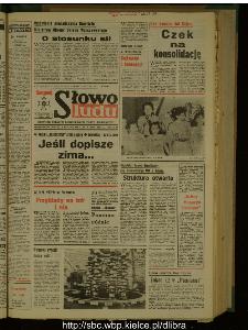 Słowo Ludu : dziennik Polskiej Zjednoczonej Partii Robotniczej, 1989 R.XL, nr 26
