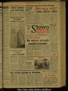 Słowo Ludu : dziennik Polskiej Zjednoczonej Partii Robotniczej, 1989 R.XL, nr 38