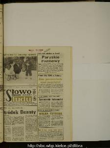 Słowo Ludu : dziennik Polskiej Zjednoczonej Partii Robotniczej, 1989 R.XL, nr 39 (magazyn środowy)
