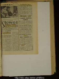 Słowo Ludu : dziennik Polskiej Zjednoczonej Partii Robotniczej, 1989 R.XL, nr 45 (magazyn środowy)