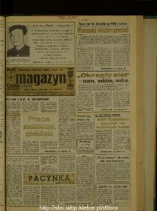 Słowo Ludu : dziennik Polskiej Zjednoczonej Partii Robotniczej, 1989 R.XL, nr 47 (magazyn)
