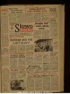 Słowo Ludu : dziennik Polskiej Zjednoczonej Partii Robotniczej, 1989 R.XL, nr 49
