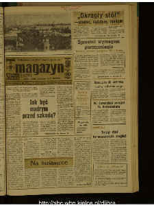 Słowo Ludu : dziennik Polskiej Zjednoczonej Partii Robotniczej, 1989 R.XL, nr 53 (magazyn)