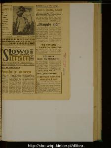 Słowo Ludu : dziennik Polskiej Zjednoczonej Partii Robotniczej, 1989 R.XL, nr 57 (magazyn środowy)