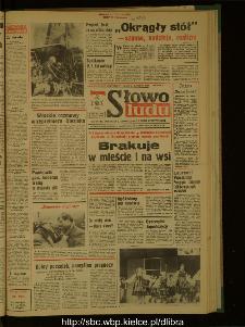 Słowo Ludu : dziennik Polskiej Zjednoczonej Partii Robotniczej, 1989 R.XL, nr 62