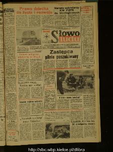 Słowo Ludu : dziennik Polskiej Zjednoczonej Partii Robotniczej, 1989 R.XL, nr 68