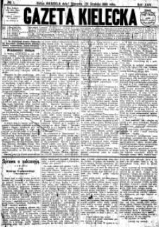 Gazeta Kielecka, 1893, R.24, nr 31