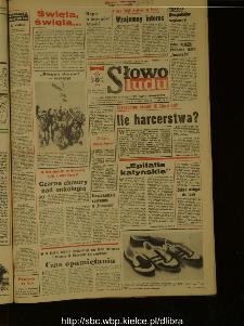 Słowo Ludu : dziennik Polskiej Zjednoczonej Partii Robotniczej, 1989 R.XL, nr 72
