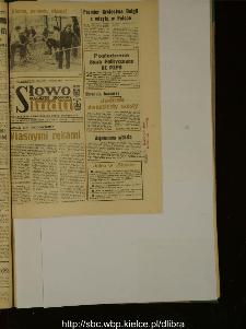 Słowo Ludu : dziennik Polskiej Zjednoczonej Partii Robotniczej, 1989 R.XL, nr 73 (magazyn środowy)