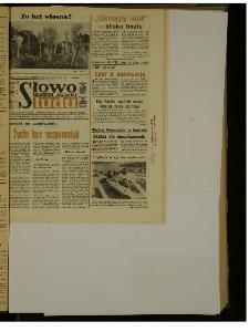 Słowo Ludu : dziennik Polskiej Zjednoczonej Partii Robotniczej, 1989 R.XL, nr 79 (magazyn środowy)