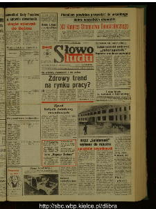 Słowo Ludu : dziennik Polskiej Zjednoczonej Partii Robotniczej, 1989 R.XL, nr 90