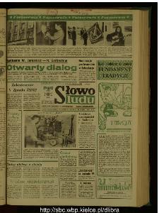 Słowo Ludu : dziennik Polskiej Zjednoczonej Partii Robotniczej, 1989 R.XL, nr 100