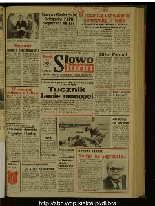Słowo Ludu : dziennik Polskiej Zjednoczonej Partii Robotniczej, 1989 R.XL, nr 103