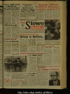 Słowo Ludu : dziennik Polskiej Zjednoczonej Partii Robotniczej, 1989 R.XL, nr 107