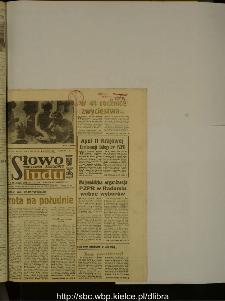 Słowo Ludu : dziennik Polskiej Zjednoczonej Partii Robotniczej, 1989 R.XL, nr 108 (magazyn środowy)