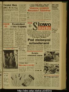 Słowo Ludu : dziennik Polskiej Zjednoczonej Partii Robotniczej, 1989 R.XL, nr 112