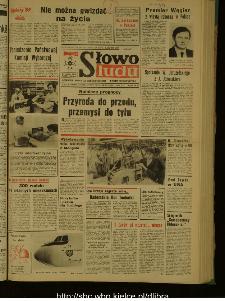 Słowo Ludu : dziennik Polskiej Zjednoczonej Partii Robotniczej, 1989 R.XL, nr 113