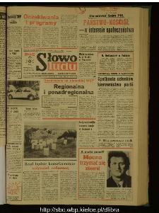 Słowo Ludu : dziennik Polskiej Zjednoczonej Partii Robotniczej, 1989 R.XL, nr 115