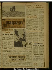 Słowo Ludu : dziennik Polskiej Zjednoczonej Partii Robotniczej, 1989 R.XL, nr 116 (magazyn)