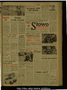 Słowo Ludu : dziennik Polskiej Zjednoczonej Partii Robotniczej, 1989 R.XL, nr 118